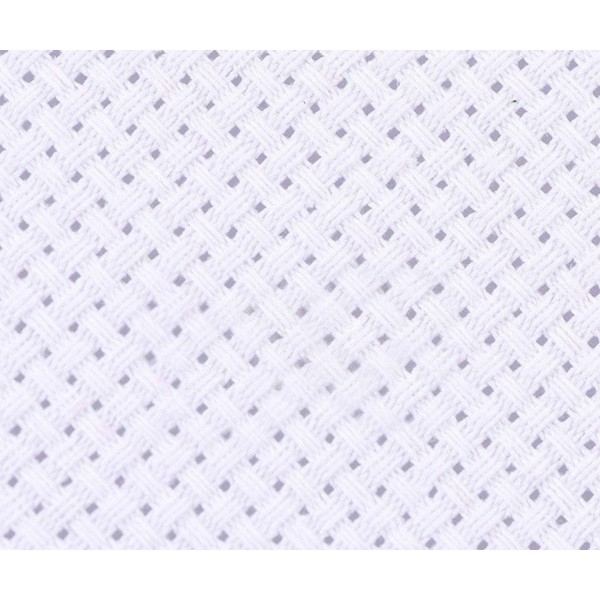 1pc 11 le comte de Broderie Aida tissu de Tissu 11CT de Point de Croix Toile de Broderie de tissu de - Photo n°4