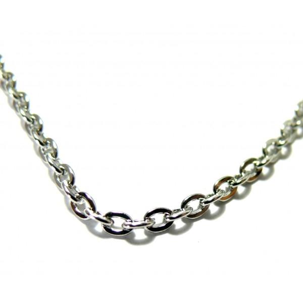 PS1103382 Pax 5m Chaine Maille For/çat 3 par 2mm Metal Couleur Dor/é