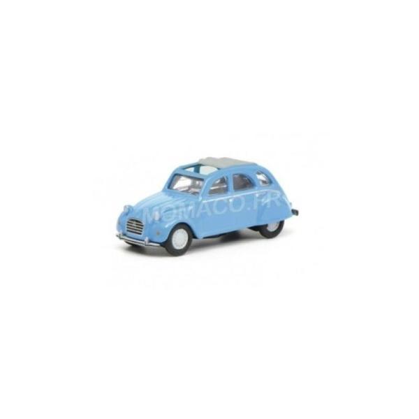 Bleue Ho 2cv Décapotable Citroën Echelle Nnwvm80O