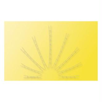 Fils de contacts universels (x5), 196 - 218 mm  - Echelle N