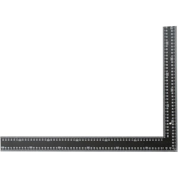 Equerre de traçage, dim. 40x60 cm, 1 pièce - Photo n°1