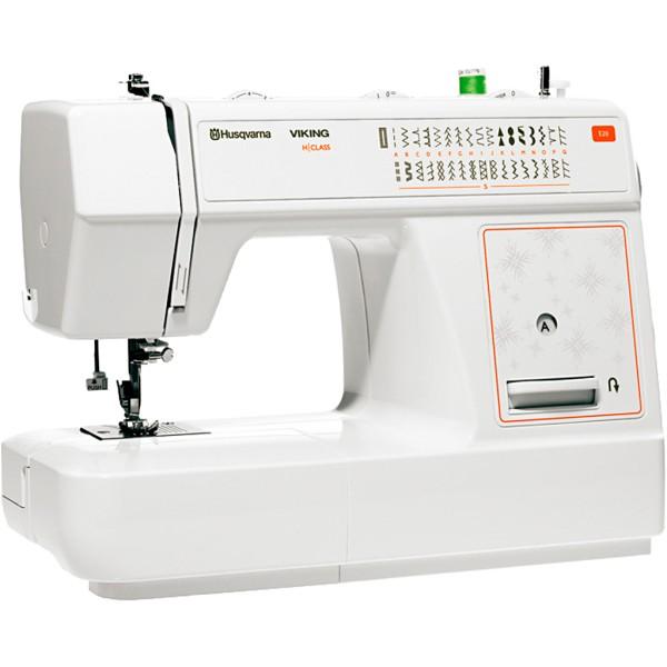 Machine à coudre - Husqvarna H Class E20 - Inclus 5 presses - Photo n°1