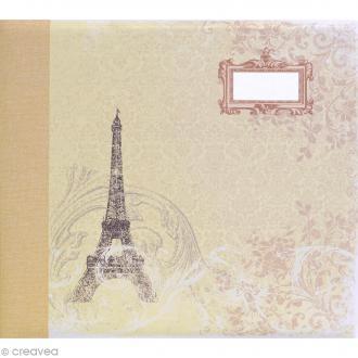 Album photo Scrapbooking Paris - 32,5 x 36 cm