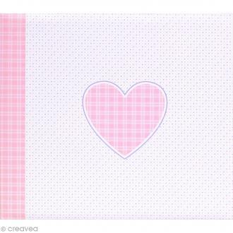 Album photo Scrapbooking Baby girl - 32,5 x 36 cm