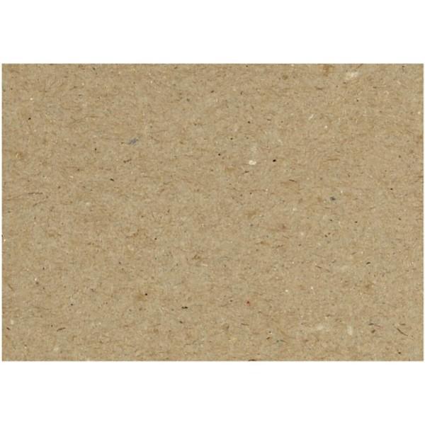 Papier recyclé - 32 x 46 cm - 225 gr - 250 feuilles - Photo n°1
