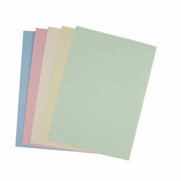 Papier cartonné Pastel - A4 - 160 gr - 210 pcs - Photo n°1