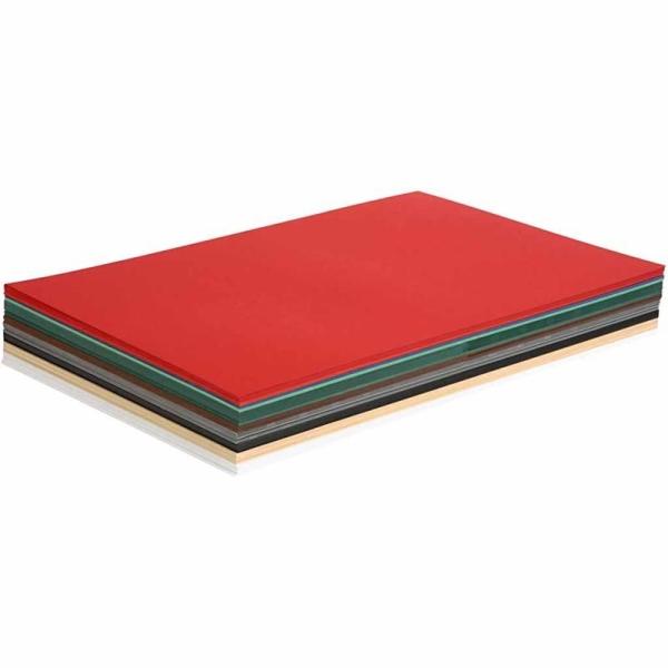 Papier cartonné Noël - Format A3 - 300 pcs - Couleurs assorties - Photo n°1
