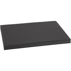 Papier cartonné A3 - Noir - 200 g - 100 pièces