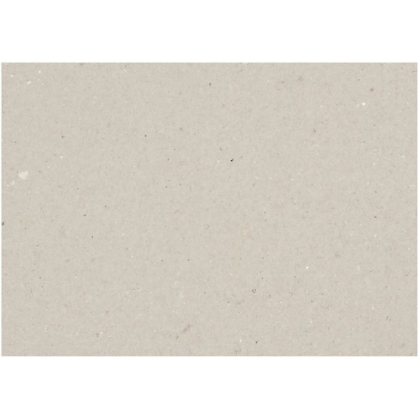 Carton gris 25 x 35 cm - Epaisseur 3 mm - 10 pcs - Photo n°1