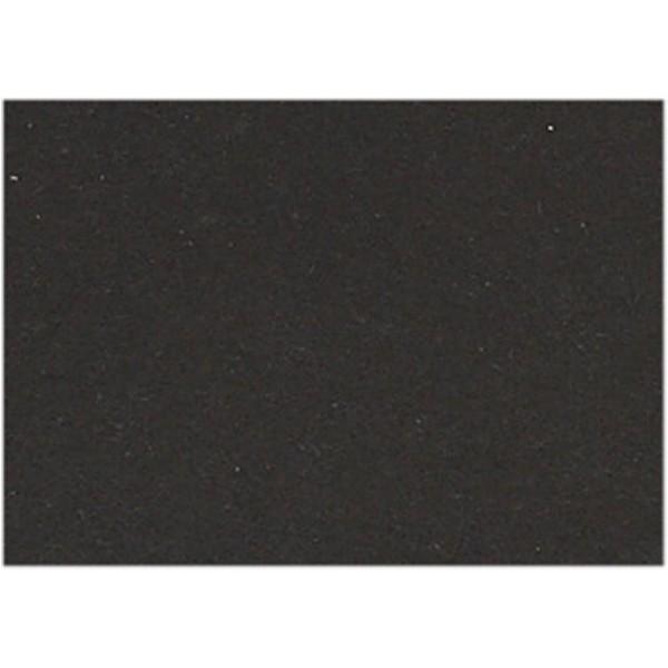 Papier kraft recyclé Noir - A4 - 500 pcs - Photo n°1