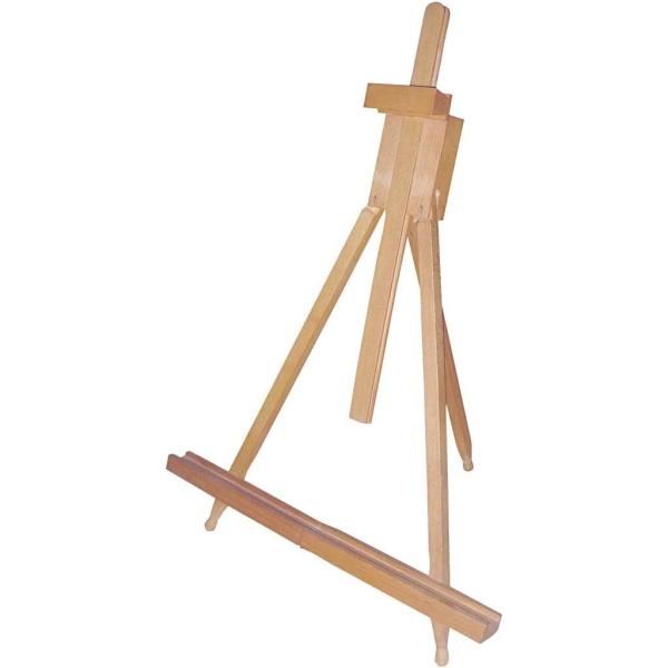 Chevalet en bois 79 cm - Photo n°1
