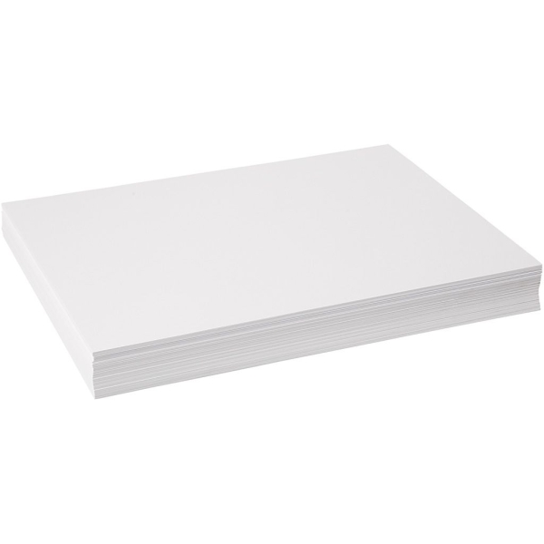Papier dessin sans acide - A3 - 120 gr - 250 pcs - Photo n°1