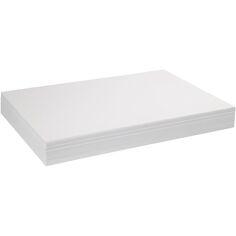 Lot de 10 feuilles de carton color/é A2 420 x 600 mm 180 g Gris acier