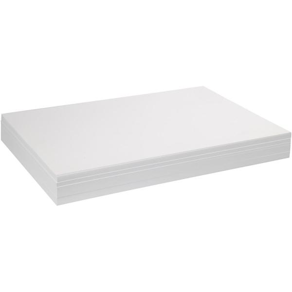 Papier dessin, A2 420x600 mm, 190 gr, 250 flles - Photo n°1
