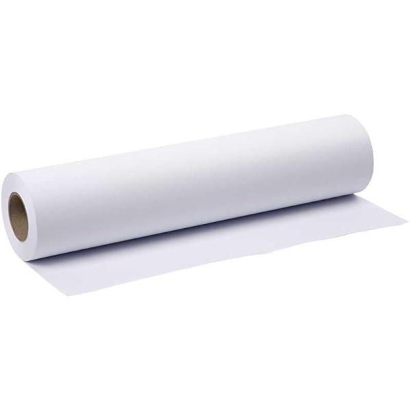Papier dessin en rouleau, l: 42 cm, 80 gr, 50 m - Photo n°1