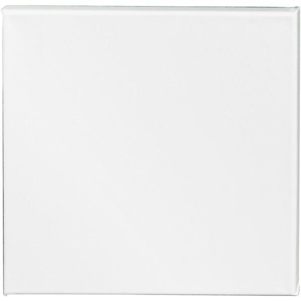 Carton toilé Blanc ArtistLine - 30 x 30 cm - Profondeur 1,6 cm - Photo n°1