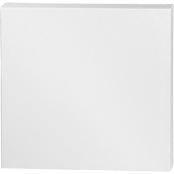 Châssis Blanc ArtistLine - 50 x 50 cm - Profondeur 3,7 cm - 5 pcs - Photo n°1