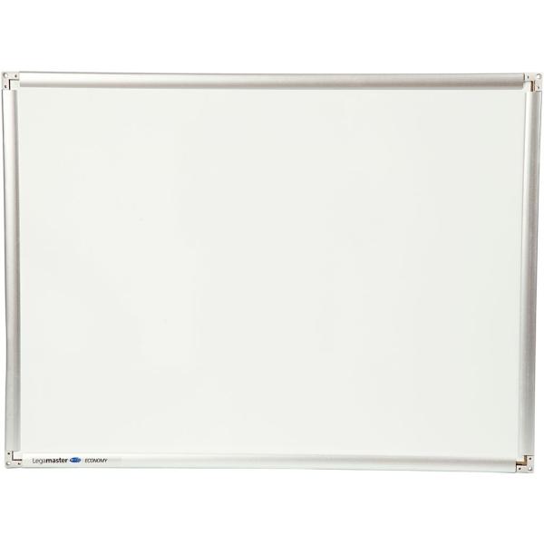 Tableau blanc, dim. 60x90 cm, 1 pièce - Photo n°1