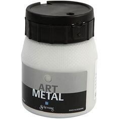 Peinture Art Metal - 250 ml - Argenté