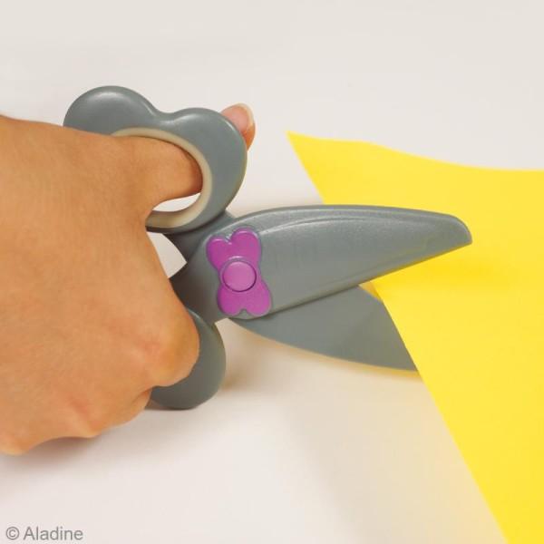 Ciseaux d'apprentissage Colors Cut' Elephant - 11,5 cm - Photo n°2