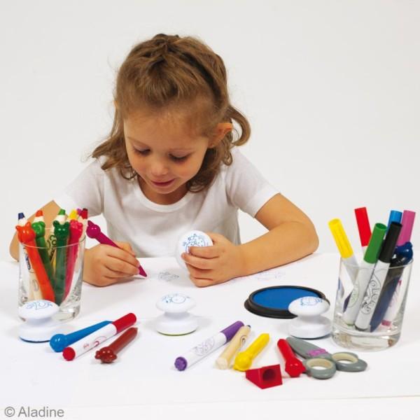 Ciseaux d'apprentissage Colors Cut' Elephant - 11,5 cm - Photo n°3