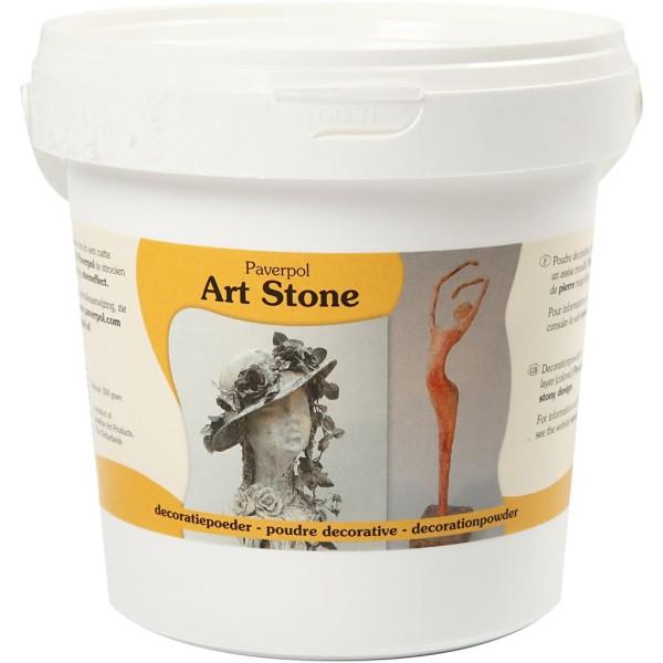Poudre décorative Paverplast Art Stone - 300 gr - Photo n°1