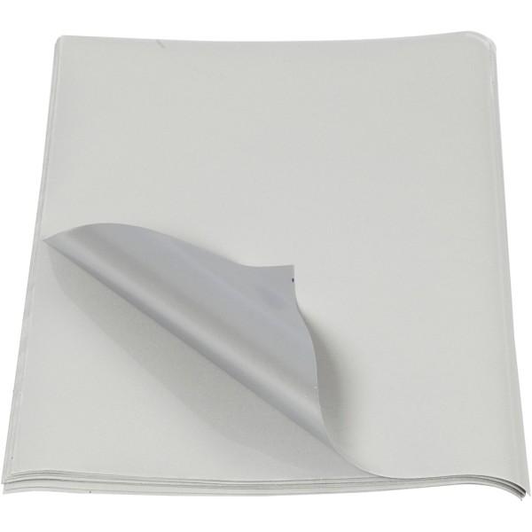 Flex thermocollant réfléchissant - 17 x 22 cm - 10 pcs - Photo n°1