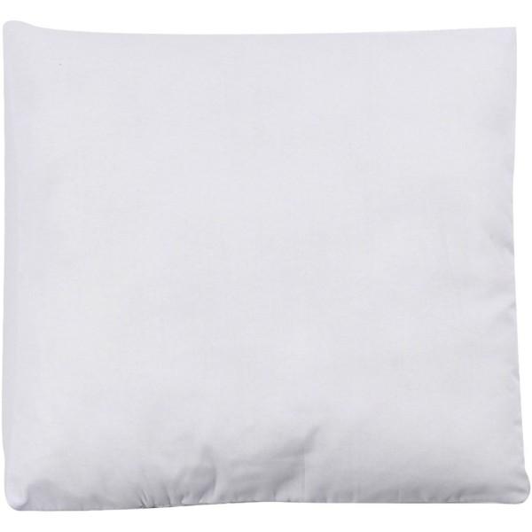 Oreiller rembourré à décorer - Blanc - 24 x 24 cm - Photo n°1
