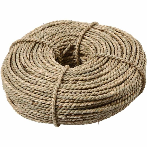 Corde naturelle torsadée - 3 mm - 110 m - Photo n°1
