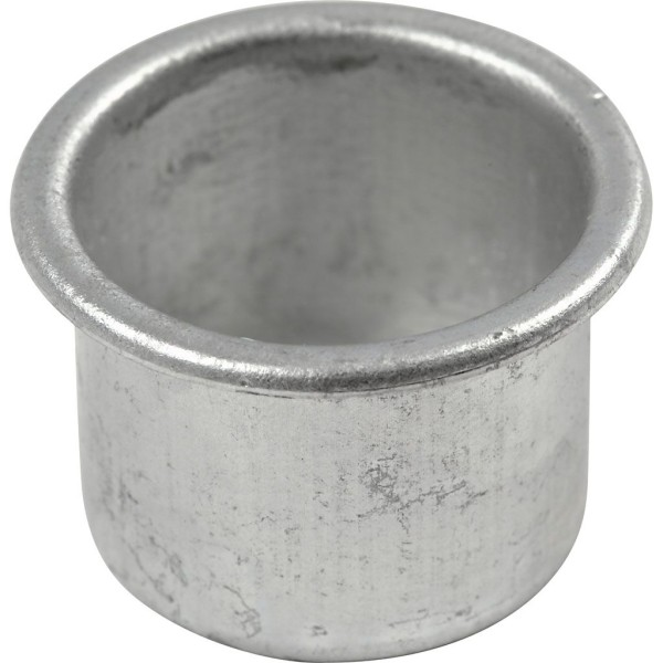 Bougeoirs en métal - 25 x 18 x 22 mm - 12 pcs - Photo n°1