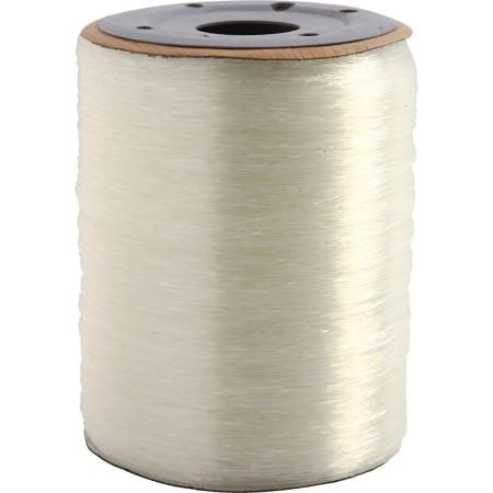 Fil élastique pour bijoux - 0,8 mm x 1000 m