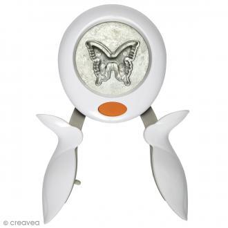 Perforatrice Squeeze Punch L Fiskars - Papillon - 3,8 cm