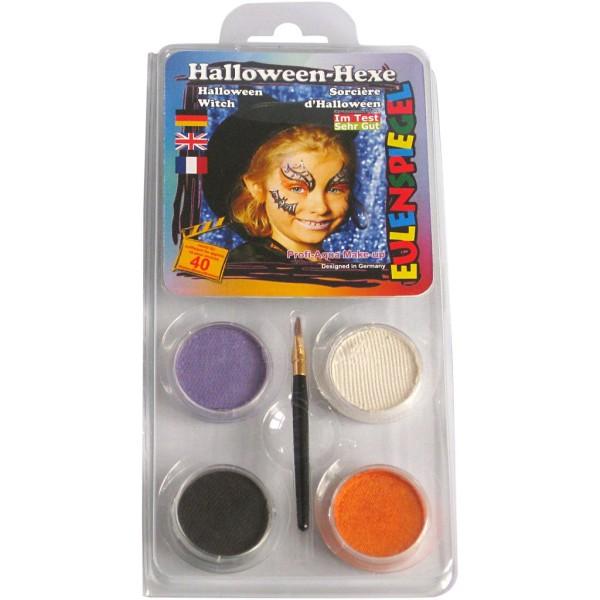 Maquillage enfant - Halloween - 4 couleurs - Photo n°1