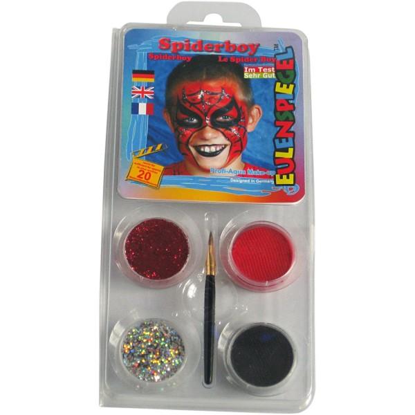 Maquillage enfant - Spider - 4 couleurs - Photo n°1