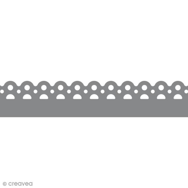 Cartouche perforatrice de lisière interchangeable - Dentelle - Photo n°2