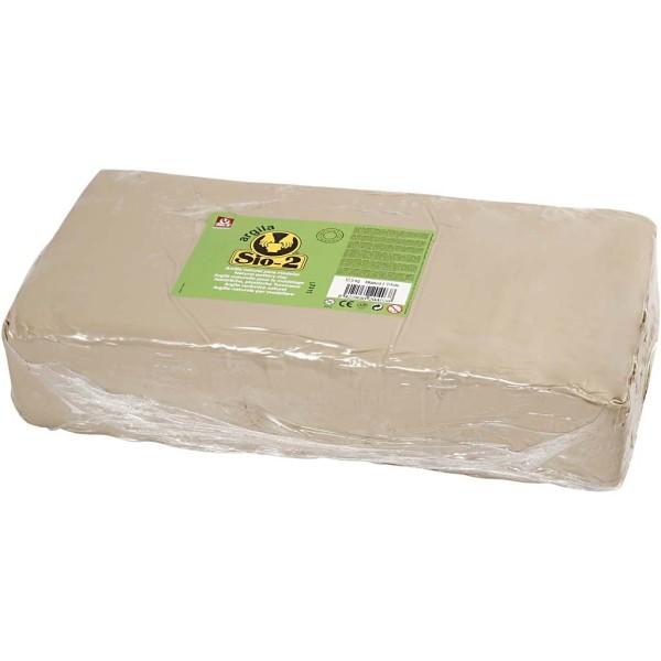 Argile blanche - 12,5 kg - Photo n°1