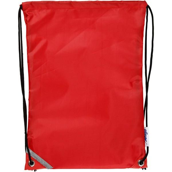 Sac à dos Rouge - 31 x 44 cm - 1 pce - Photo n°1