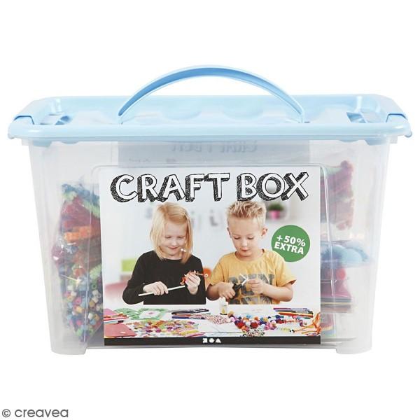 Boîte activités manuelles enfants - Photo n°1