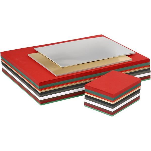 Kit Cartes de Noël - 630 pcs - Photo n°1