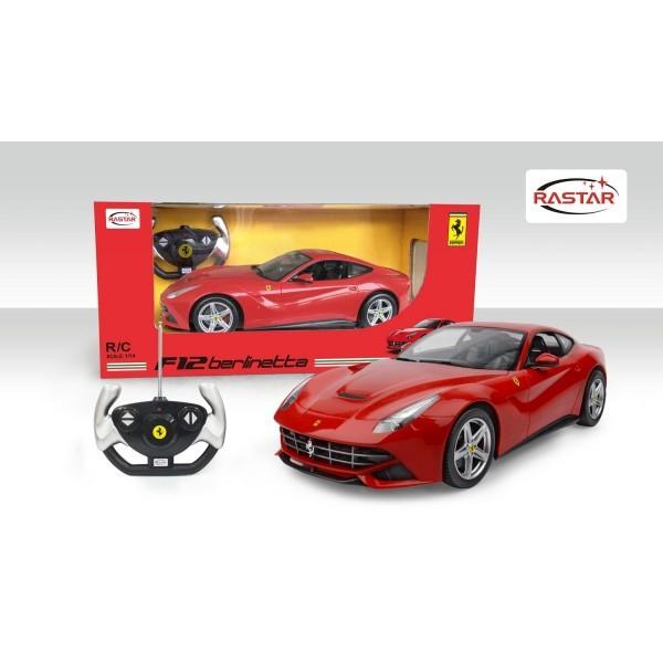Modele Reduit RC Ferrari F12 Berlinetta - Echelle 1/14 - Photo n°1