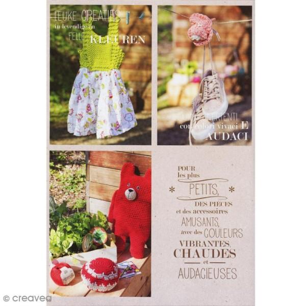 Catalogue Natura XL DMC - Mode & Décoration - Printemps/Ete 2015 - Photo n°3