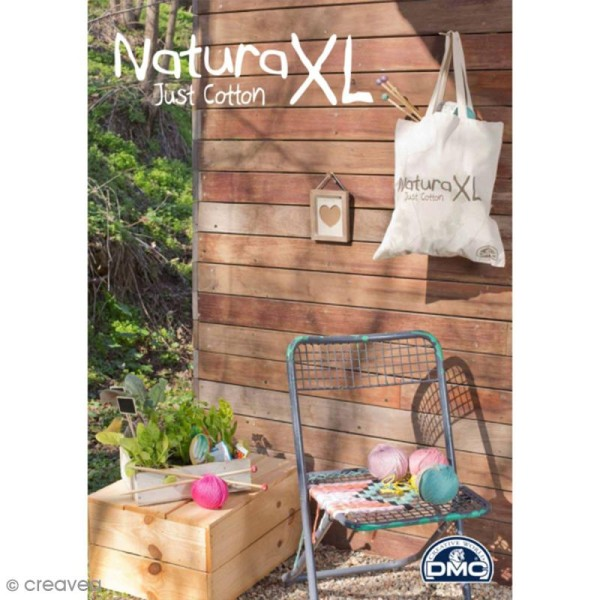 Catalogue Natura XL DMC - Mode & Décoration - Printemps/Ete 2015 - Photo n°4