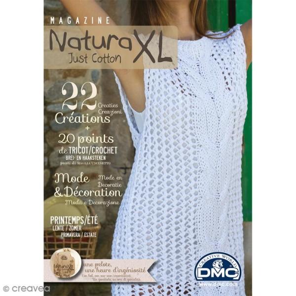 Catalogue Natura XL DMC - Mode & Décoration - Printemps/Ete 2015 - Photo n°1