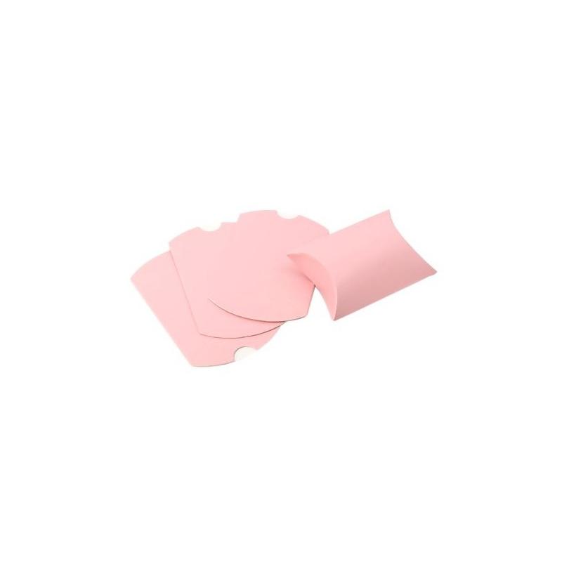 ps110113307 pax 20 emballage carton emballage cadeau berlingots 9x7cm couleur rose emballage. Black Bedroom Furniture Sets. Home Design Ideas