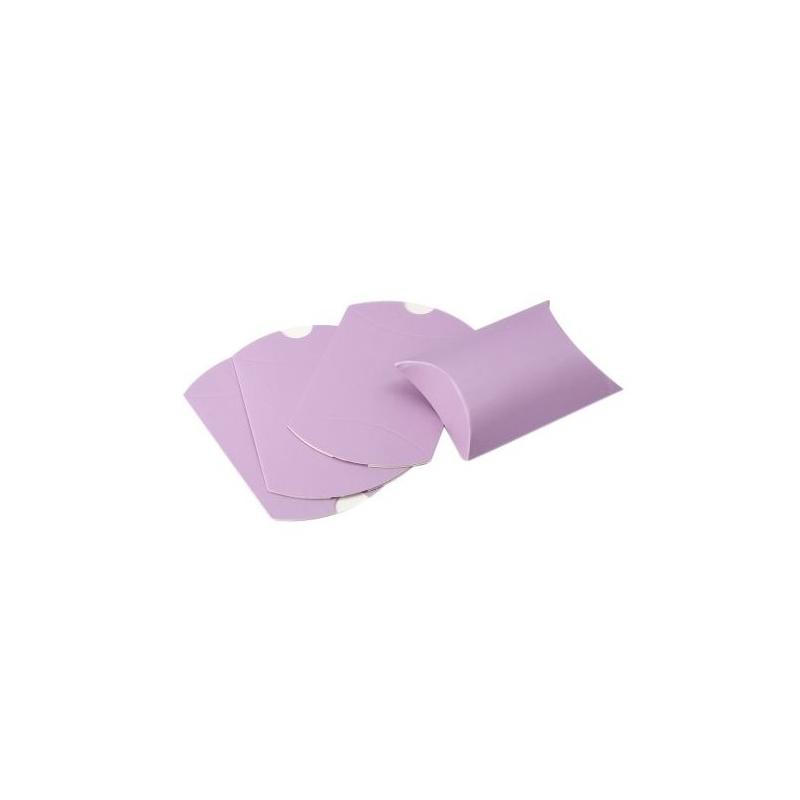 ps110113310 pax 20 emballage carton emballage cadeau berlingots 9x7cm couleur lilas. Black Bedroom Furniture Sets. Home Design Ideas