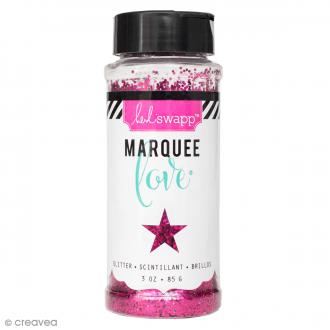 Paillettes Marquee Love - Rose - 85 g