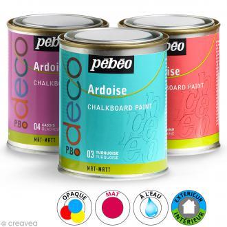 Peinture ardoise Pébéo - 250 ml