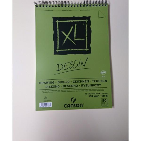 Carnet de dessin Canson A3 - Photo n°1