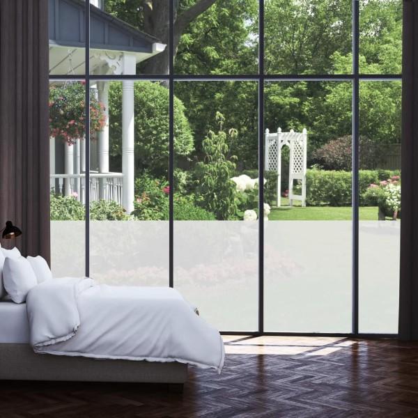 vidaxl film autoadh sif d 39 intimit pour fen tre verre laiteux 0 9x100m pochoir fen tre creavea. Black Bedroom Furniture Sets. Home Design Ideas