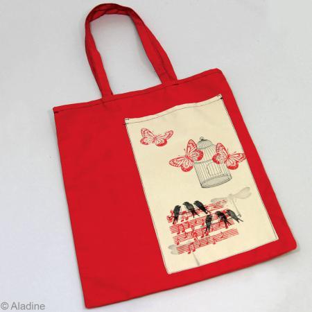 Stampo'textile - Encreur textile Izink - 7 cm - 12 coloris - Photo n°6